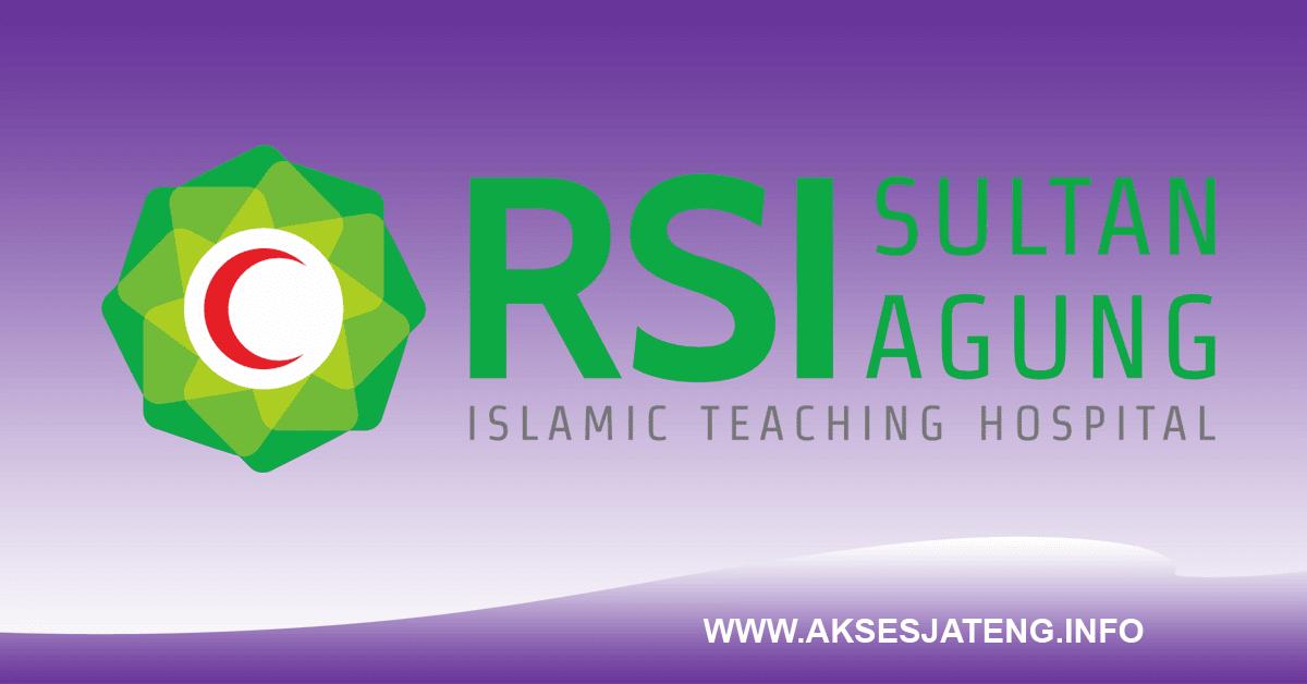 Lowongan RSI Sultan Agung Semarang Januari 2018