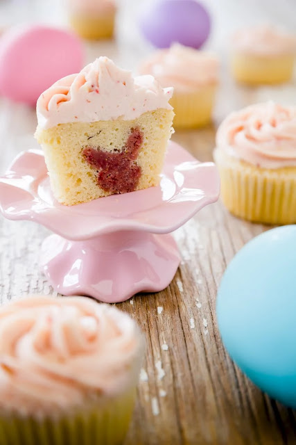 Adorable Easter Cupcakes | Image courtesy of Cupcake Project