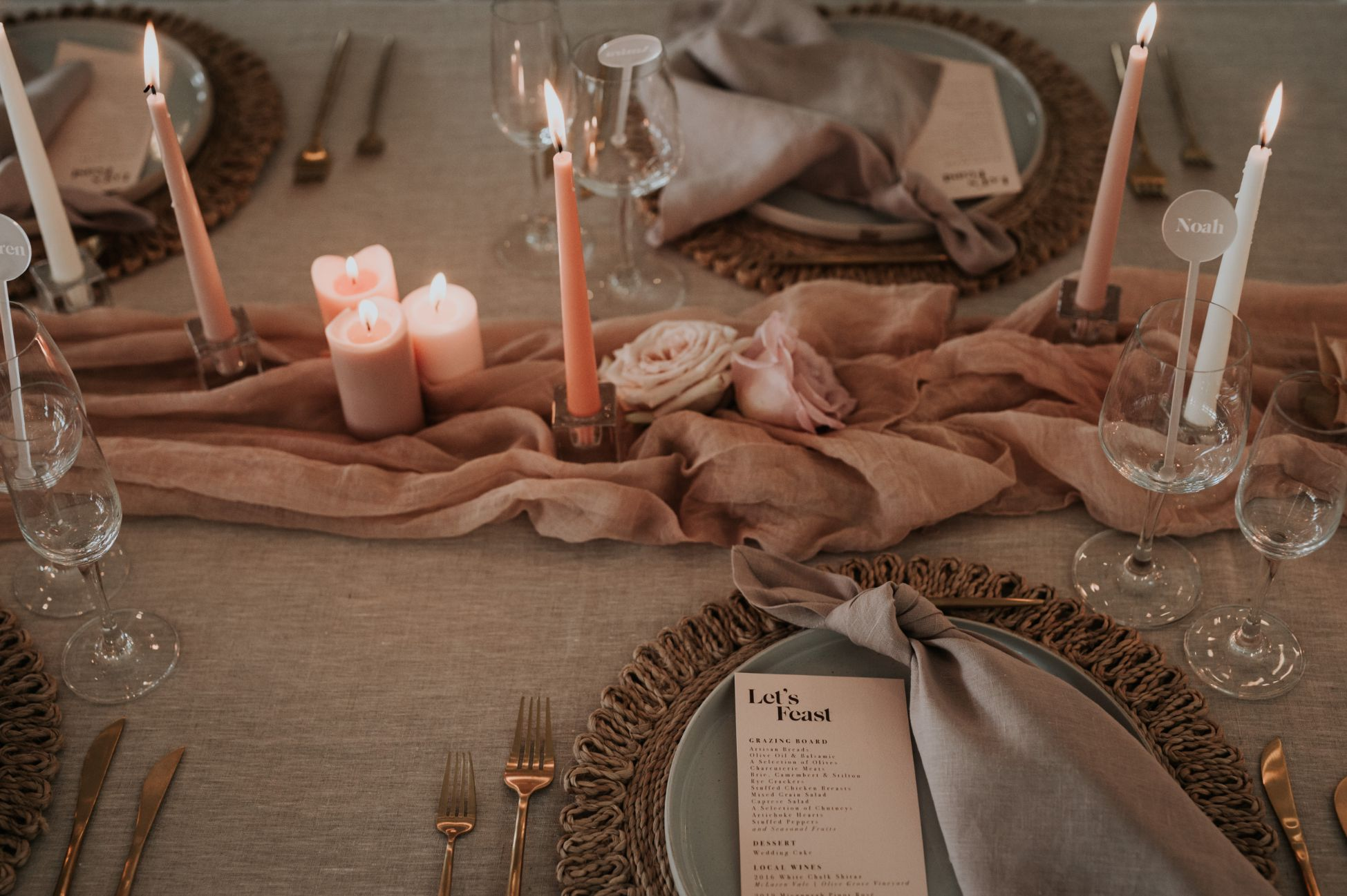 lilac in hand photography weddings styling planner south australia boho wedding
