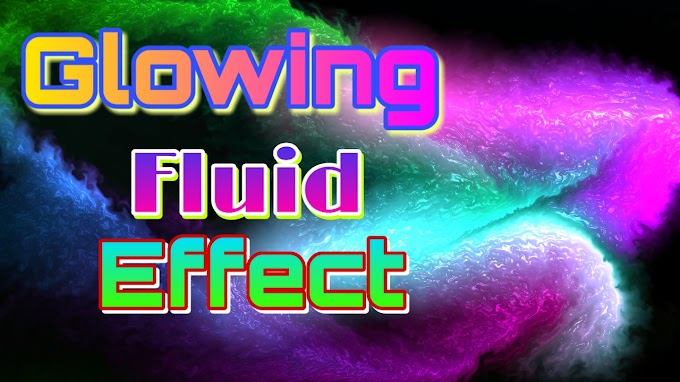 Glowing fluid effect , android app download .