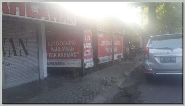 Rumah Makan di Jombang Jawa Timur