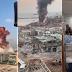 PANOORIN!   Nakuhanan ng Video ang Aktwal na Pagsabog sa Beirut at Naging mga Pinsala nito