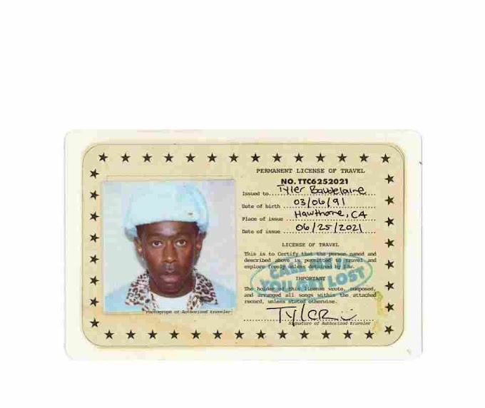 Tyler, The Creator ~ Blessed[DOWNLOAD AUDIO MP3]