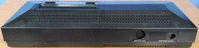 conectores traseros master system rgb
