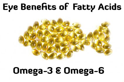 omega 3 fatty acid use in eye health