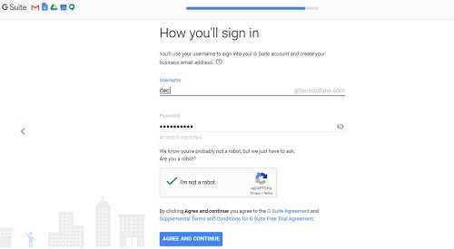 G suite-new G Suite user account-gmail account with different domain