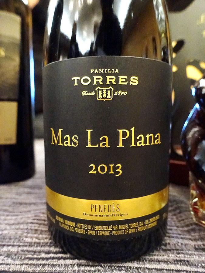 Torres Mas La Plana Cabernet Sauvignon 2013 (92 pts)
