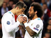 Cristiano Ronaldo hails 'important advantage' after Real Madrid beat PSG