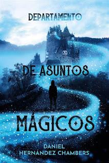 Departamento de asuntos mágicos | Daniel Hernández Chambers | Anaya
