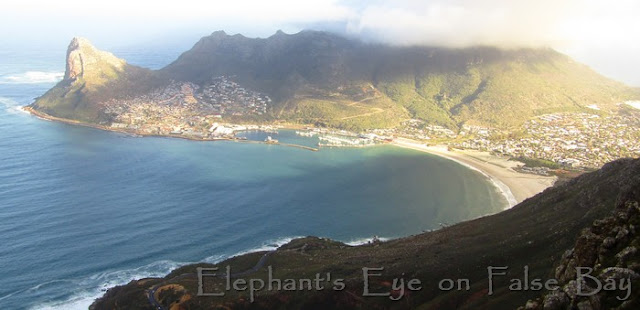 Hout Bay from Blackburn