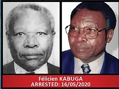 felicien kabuga mastermind of genocide arrested