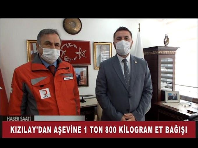 Türk Kızılay ile Turhal Belediyesi arasında imzalanan protokolle