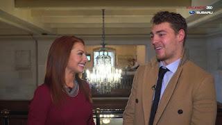Lauren Gardner Interviewed Jost About His Homecoming In The Team Hotel Jpeg