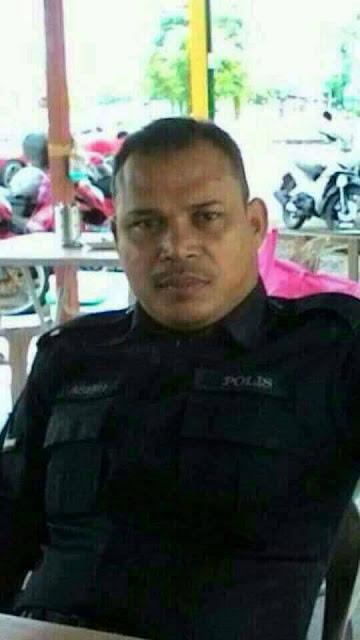 Anggota Polis Meninggal Dunia DiPangkuan Isteri Ketika Hendak Menggunakan ATM