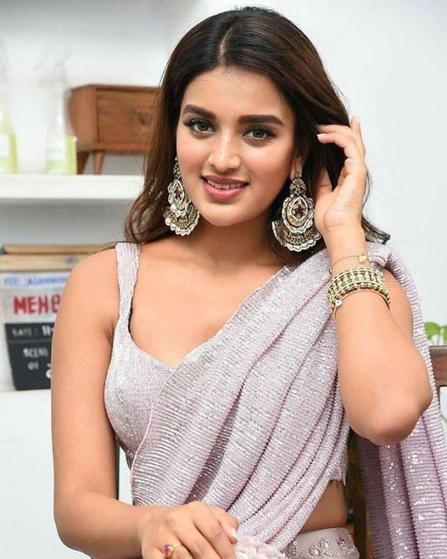 Beautiful Nidhhi Aggarwal sexiest photos
