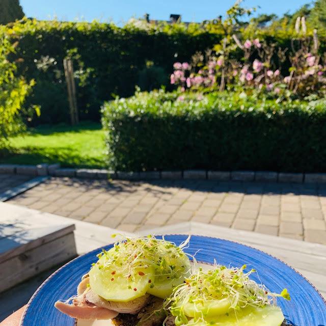 Fra meierismør til nøttesmør - her tas lunsjen i hagen IMG_3779 (1)-min