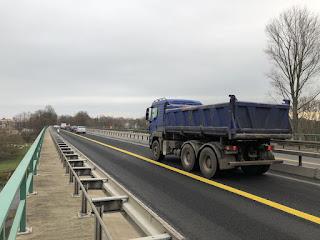 B 6 / Neustadt: Vollsperrung wegen Verstärkungsarbeiten an der Leinebrücke