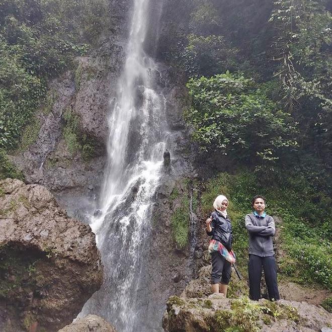 Curug Cilandak, Potensi Wisata Tersembunyi di Kecamatan Wado