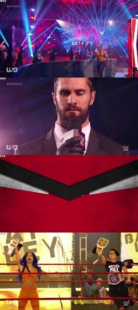 WWE Monday Night Raw 15th June 2020 480p 300Mb HDTV || 7starhd