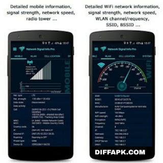 Network Signal Info Pro Apk v5.60.09 [Paid]