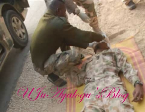 Frustrated Nigerian Soldier Kills Himself After Serving Many Years Fighting Boko Haram