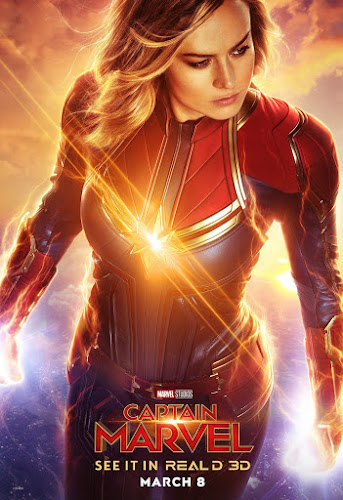 Captain Marvel (BRRip 1080p Dual Latino / Ingles) (2019)