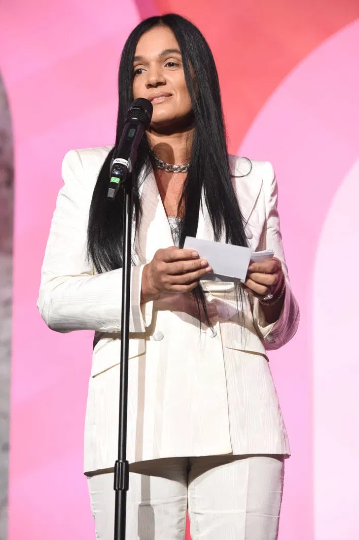 Roc Nation CEO Desiree Perez