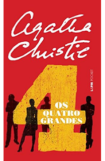 OS QUATRO GRANDES - Agatha Christie