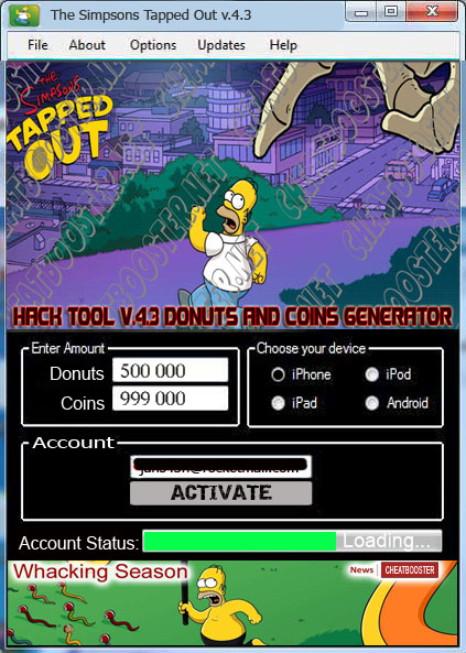 Topic: tapped out hack download (1/1) - Kunena - Proyecto2000