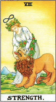 Strength Tarot Card Meaning- Major Arcana