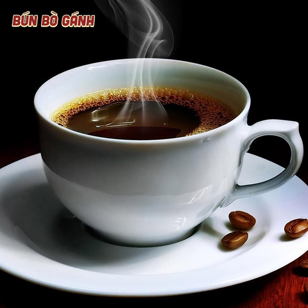 Cà Phê - Coffee