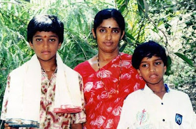 Allari Naresh and Aryan Rajesh childhood
