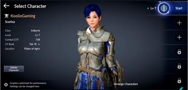 Black Desert Mobile APK (Game RPG Online Android Terbaik 2019)