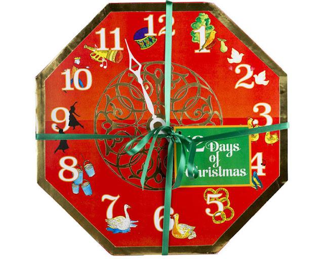 Lush 2016 advent calendar