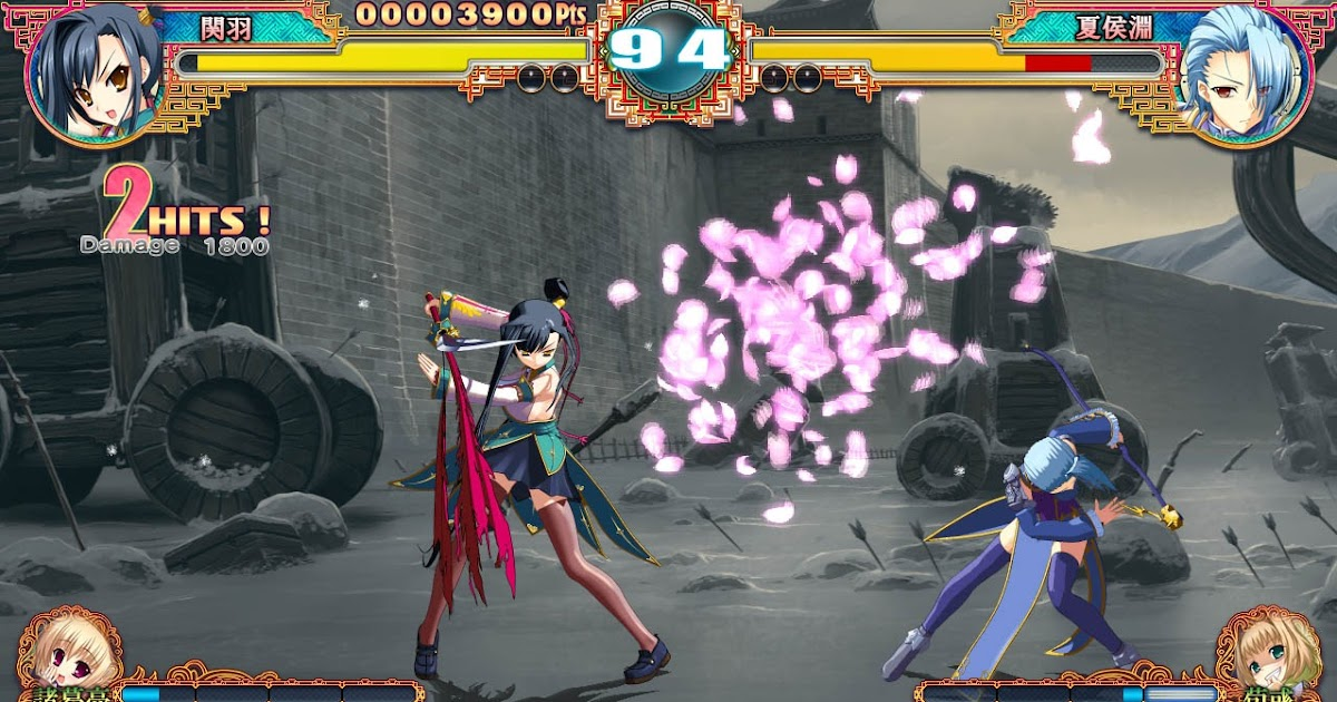 乙女對戰《真・戀姬無雙》街機格鬥版 移植 PS3 ~ 遊戲情報網 GameNews - 事前登錄情報