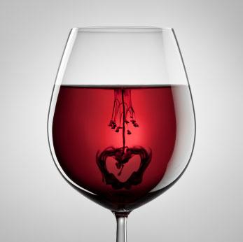 perder peso vino tinto