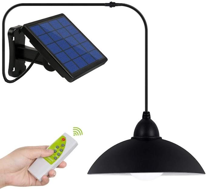 Solar Lights Outdoor, LOZAYI IP65 Waterproof Solar Lights
