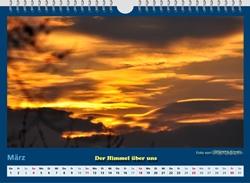 Kalenderblatt März...