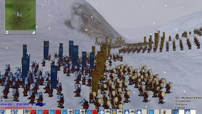 لعبة Shogun Total War للكمبيوتر