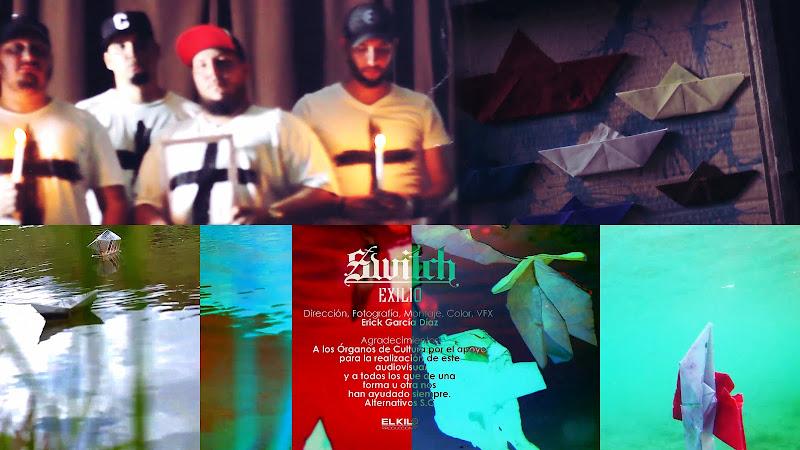 Switch - ¨Exilio¨ - Videoclip - Director: Erick García. Portal Del Vídeo Clip Cubano