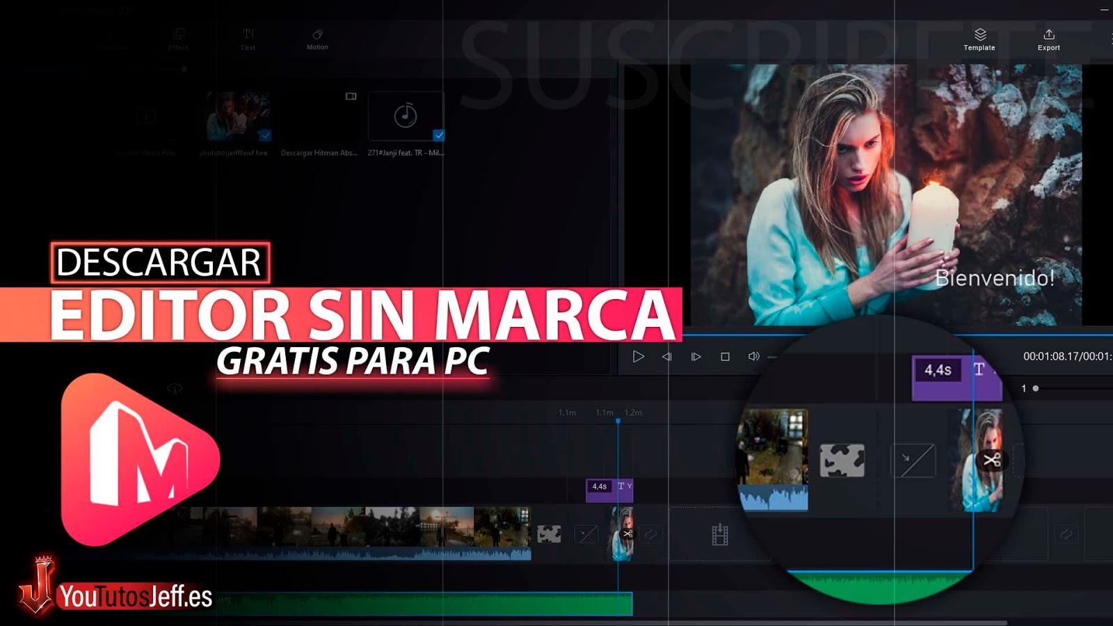 Editor de Video para PC SIN MARCA DE AGUA, Descargar MiniTool Movie Maker Ultima Version