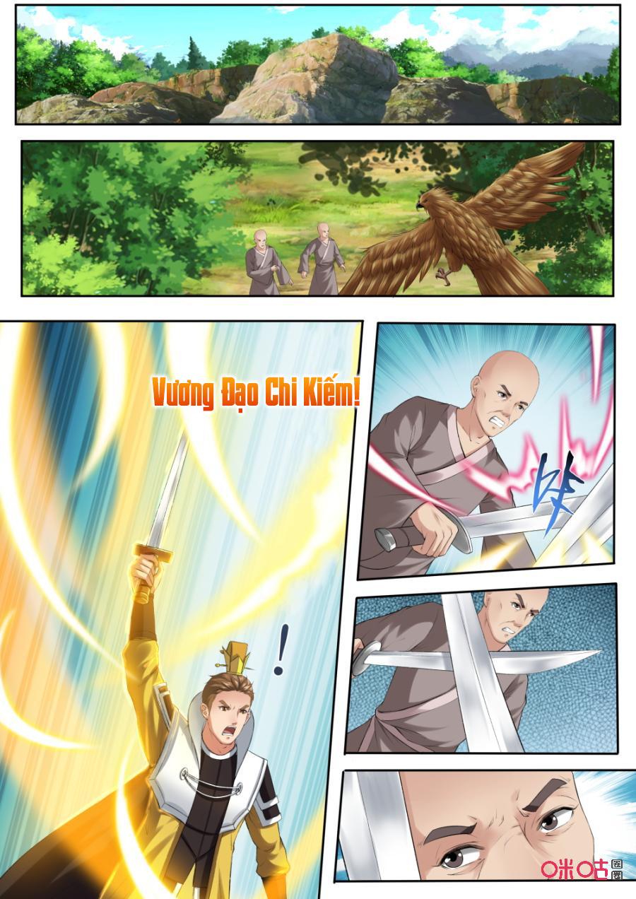 Cửu Tinh Thiên Thần Quyết chap 175 - Trang 9