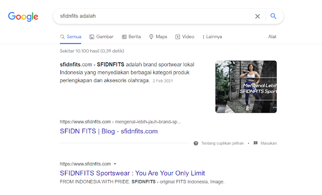 contoh tampilan paragraph featured snippets google by leafcoder.org