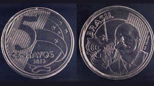 """Banco Central começa a recolher moeda """"Estragada"""" de 50 Centavos"""