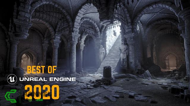 طريقة تحميل برنامج Unreal Engine 2020