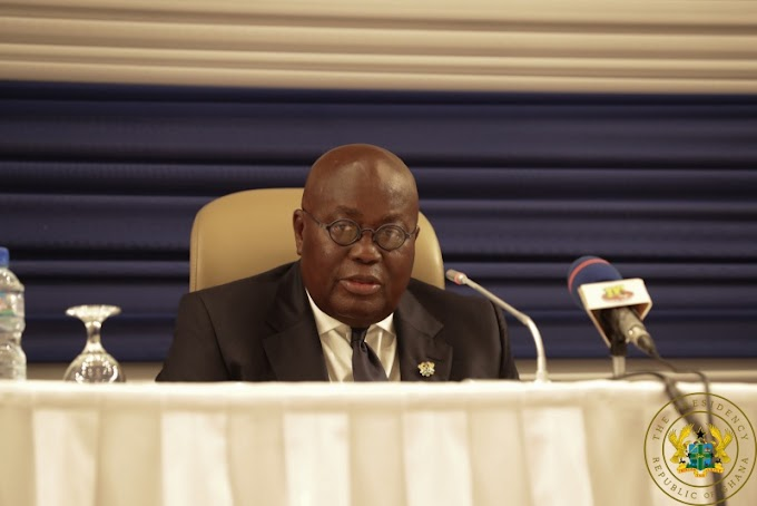 """Be Guided By The Interests Of The Togolese People"" – President Akufo-Addo To Togo's Political Leaders"