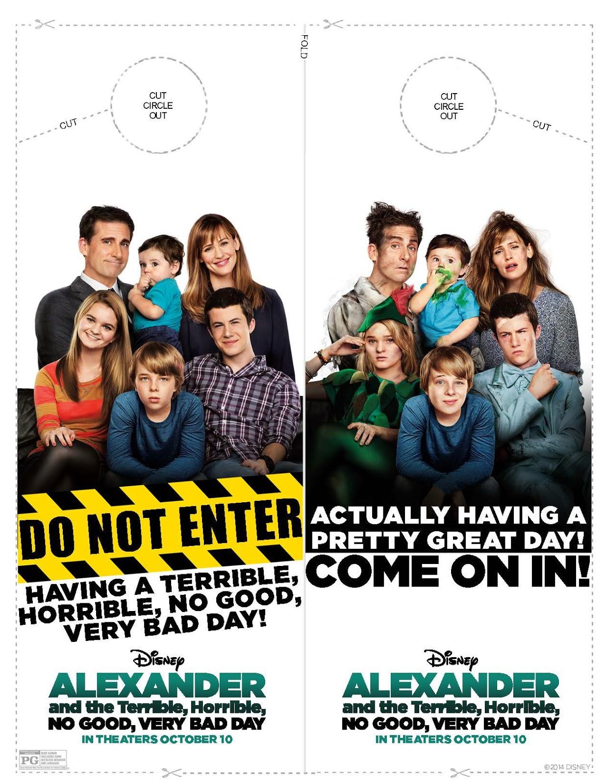 Disney's Alexander film
