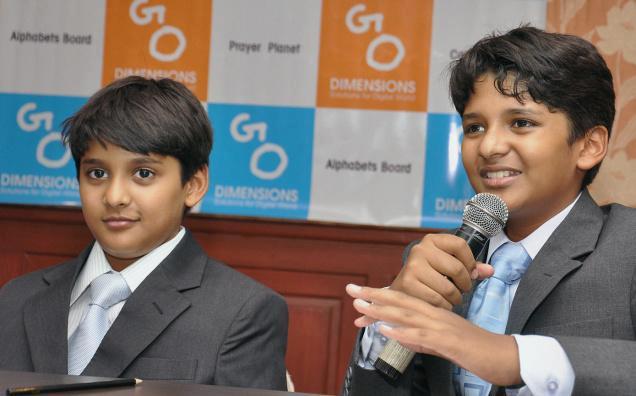 meet shravan kumaran and his younger brother sanjay systems