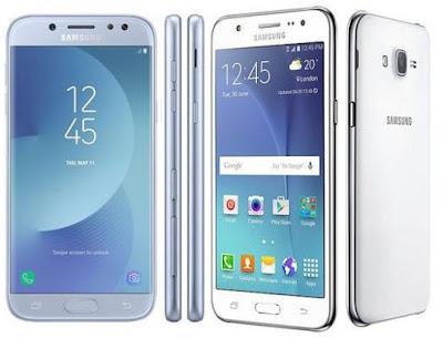 Réinitialiser Samsung J5