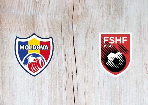 Moldova vs Albania -Highlights 14 October 2019
